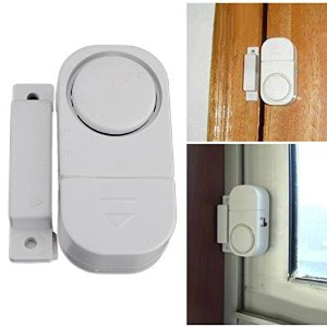 Camtoa wireless home porte finestre mini security entry sistema di allarme sistemi di allarme - Antifurto porte e finestre ...